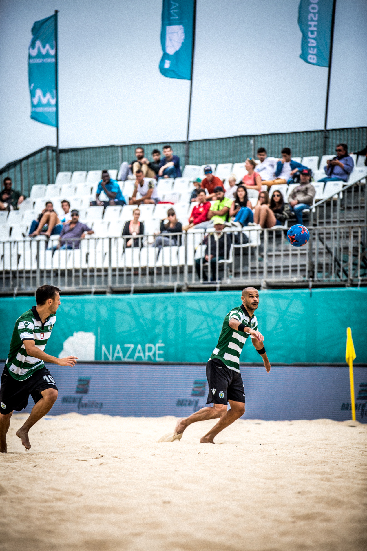 Euro Winners Cup - FIFA beach soccer Nazaré 2017 documented by ROMAIN STAROS at THOMAS TREUHAFT0 (9)